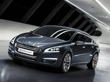 标致轿车-5 by Peugeot