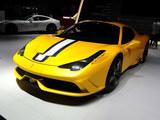 法拉利跑车-法拉利458