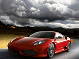 法拉利跑车-法拉利F430