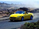 玛莎拉蒂跑车-Spyder