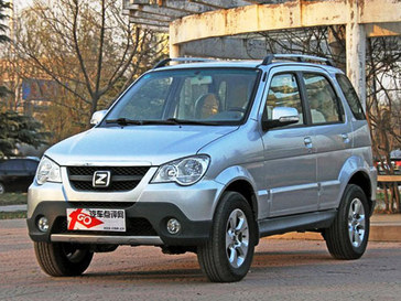 众泰5008最新报价 众泰5008配置及图片 汽车点评高清图片
