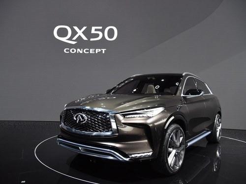 英菲尼迪QX50(进口)