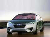 斯巴鲁轿车-Hybrid