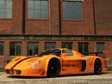 玛莎拉蒂跑车-玛莎拉蒂MC12