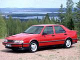萨博轿车-Saab 9000