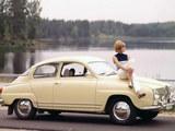 萨博轿车-Saab 96