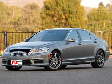 奔驰s级amg最新报价 奔驰s级amg配置及图片 汽车点评高清图片