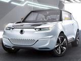 双龙SUV-双龙e-XIV