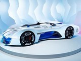 雷诺跑车-雷诺-Alpine Vision Gran Turismo