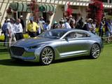现代轿车-进口现代Vision G