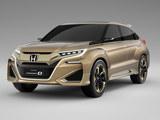 本田SUV-本田Concept D