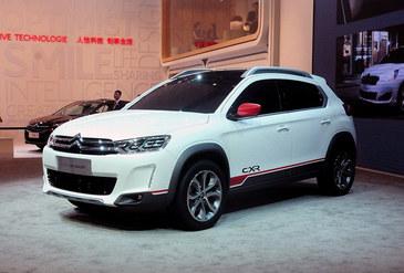 雪铁龙C3 XR报价 车型图片 东风雪铁龙C3 XR 汽车点评高清图片