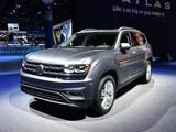 大众SUV-大众Atlas