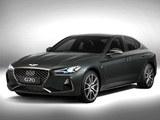 现代轿车-Genesis G70