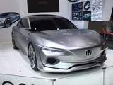本田轿车-进口Honda Design C 001