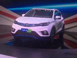 东南SUV-东南DX3新能源