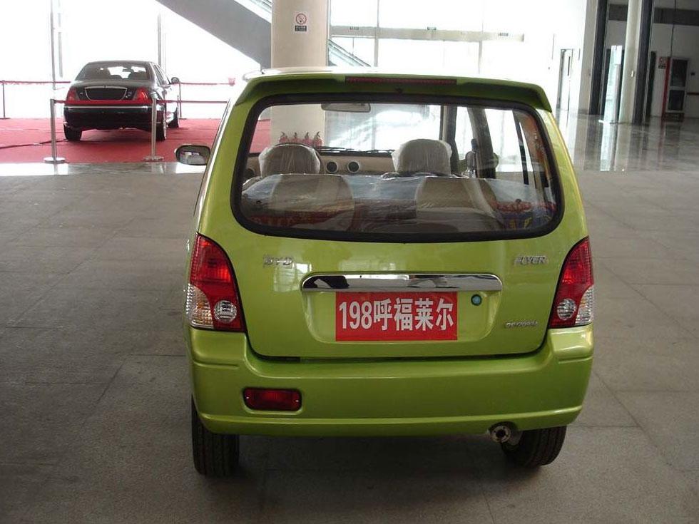 比亚迪 2005款 福莱尔 0.8l 豪华型车身外观1174775高清图片