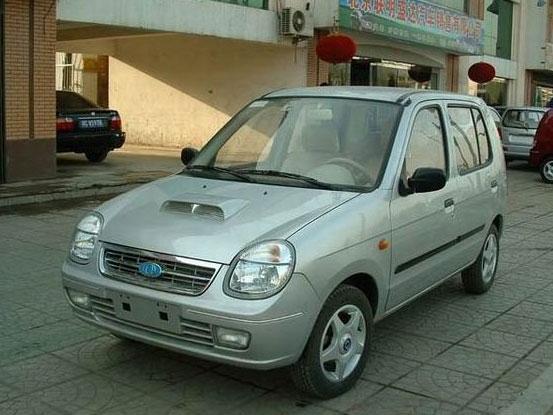 比亚迪 2005款 福莱尔 0.8l 标准型车身外观1174824高清图片