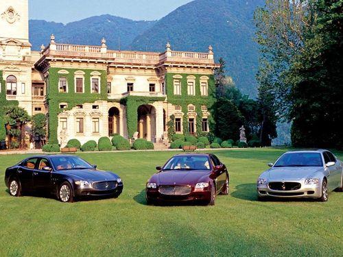4座跑车首演 玛莎拉蒂携全系车亮相车展高清图片