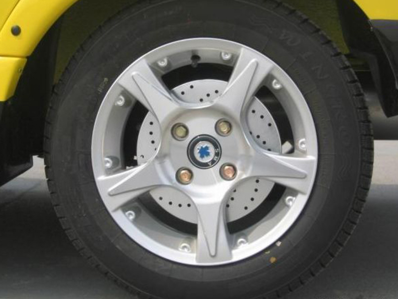 华普汽车 华普 海迅 两厢 1.5 舒适型其它与改装1168275高清图片