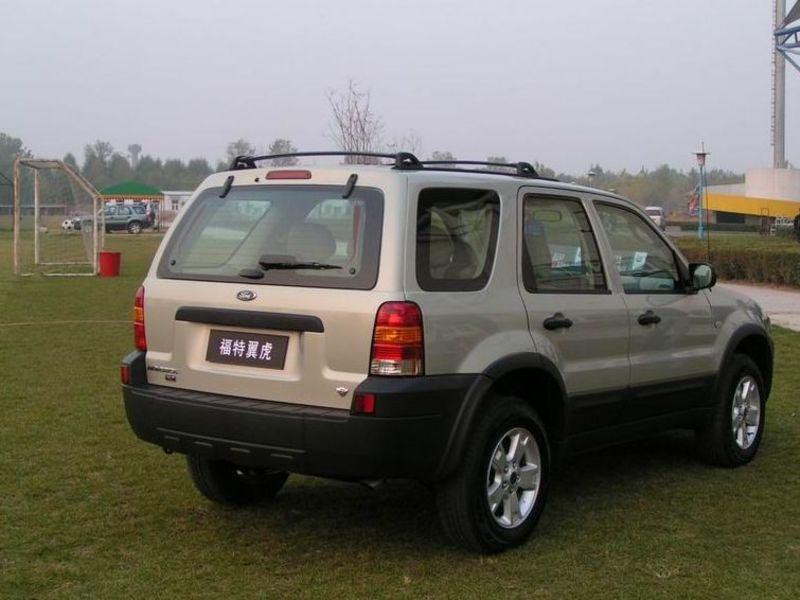 2005福特翼虎改装图片 福特翼虎2005款改装 福特翼虎内饰改装用品