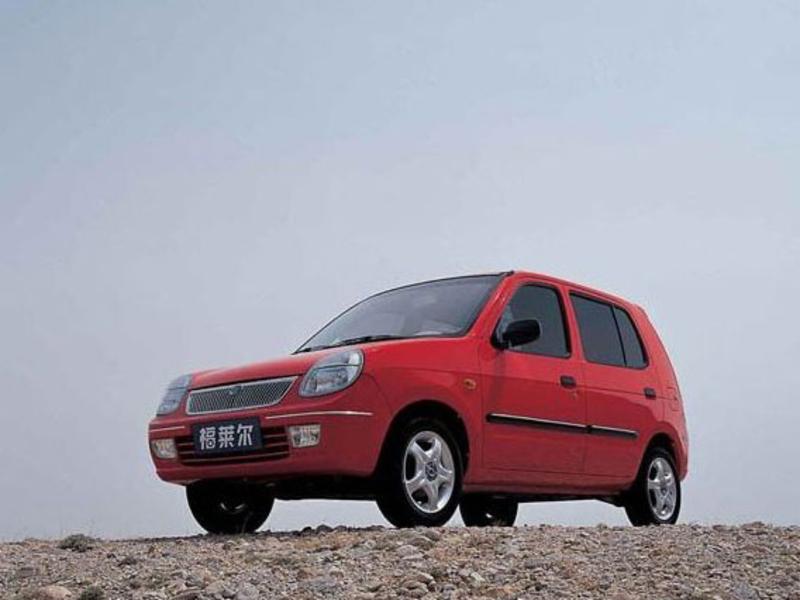 比亚迪 2005款 福莱尔 0.8l 标准型车身外观1174803高清图片