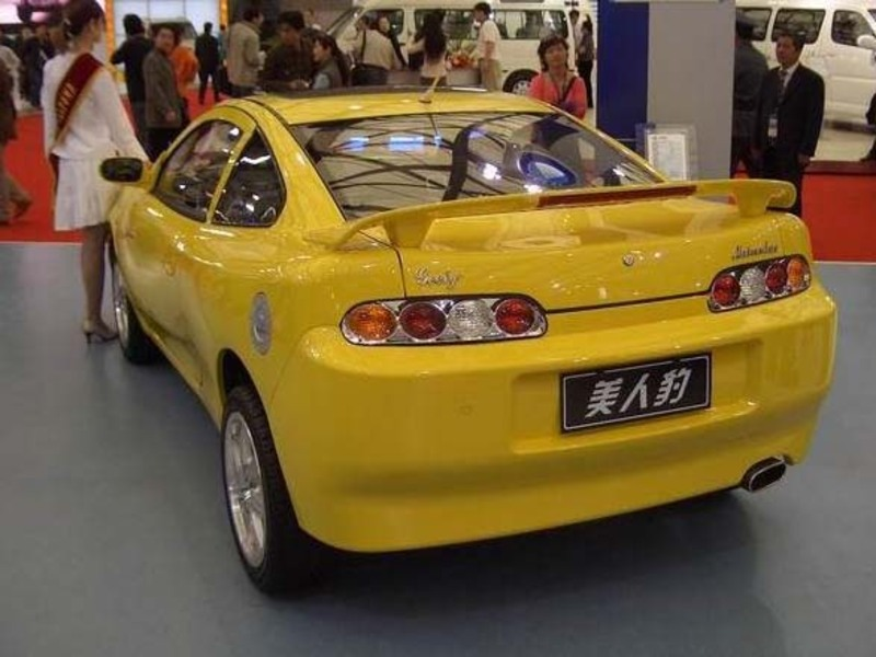 吉利汽车2005款 美人豹 1.5l mt其它与改装图高清图片