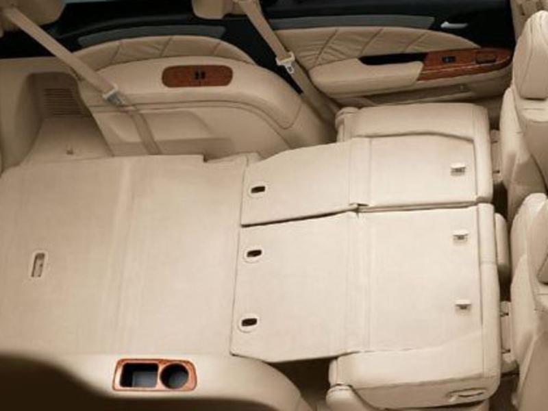 广州本田 奥德赛 豪华版车厢座椅1186913高清图片