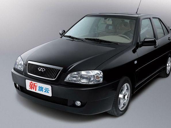 奇瑞汽车 2006款 旗云 1.6 旗云之星旗舰型车身外观1228101 -奇瑞汽车高清图片