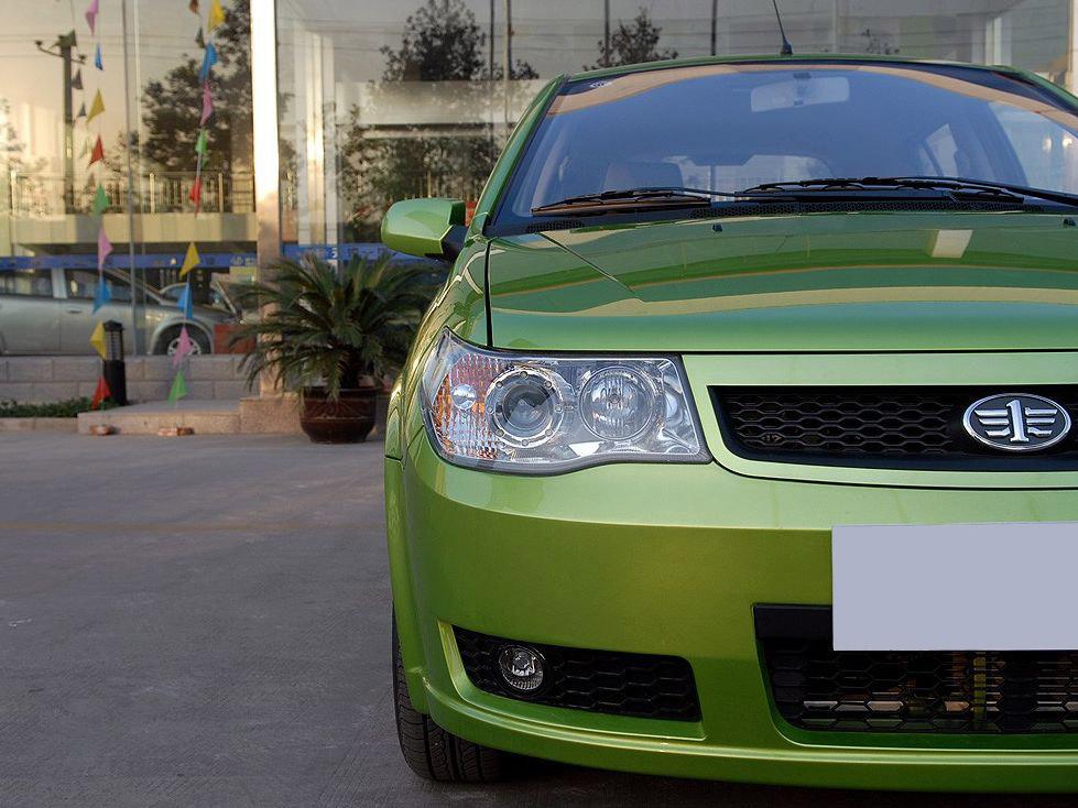 天津一汽 2006款 威志兩廂 1.3 手動豪華型其它與改裝高清圖片