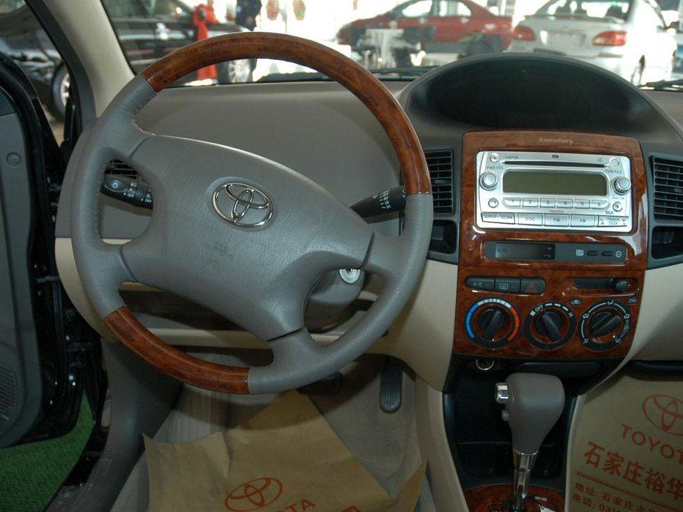 一汽丰田 2006款 威驰 1.5 glx高清图片