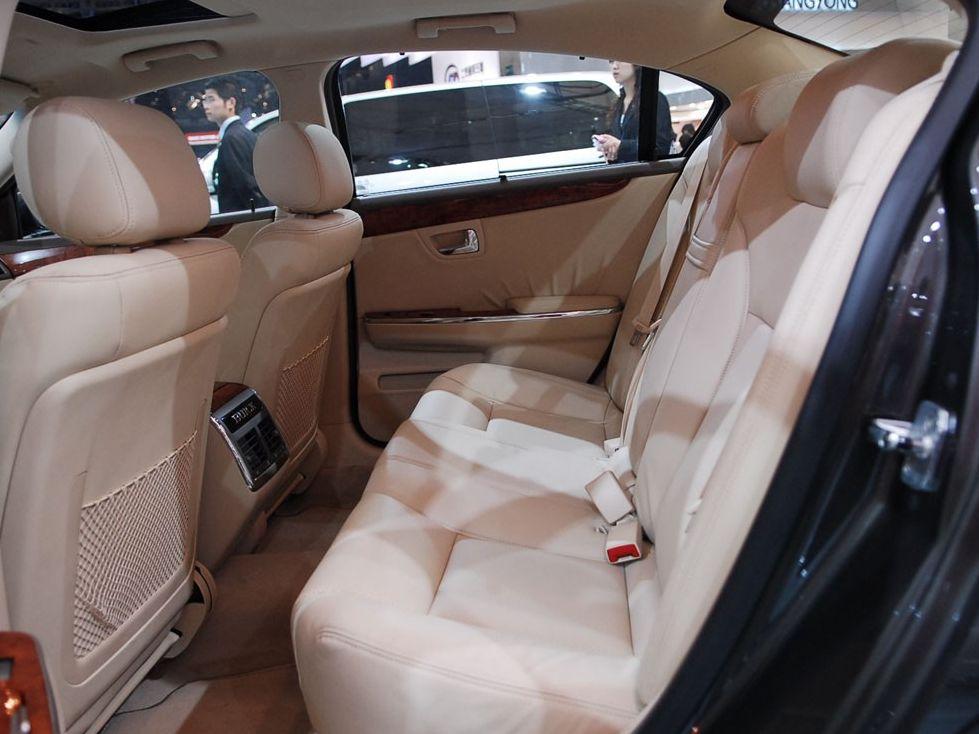 通用别克 2006款 君越 3.0l 旗舰型车厢座椅1224503 -通用别克 君越 3.0