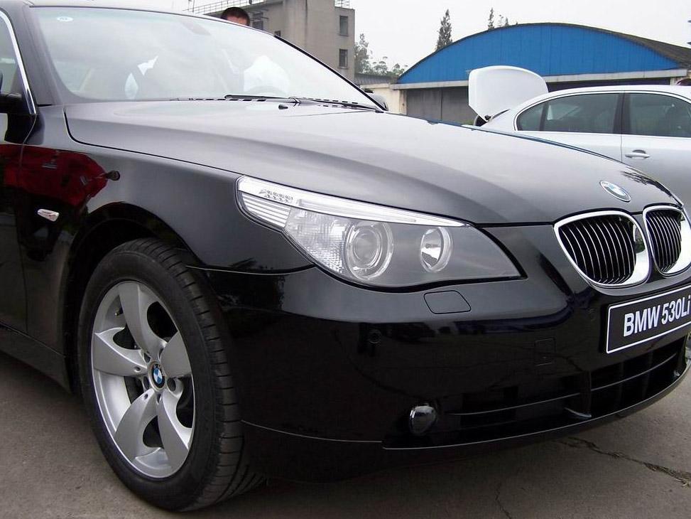宝马 宝马5系 2009款530li豪华型 其它与改装图片 969 1064 二手车>>