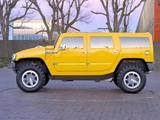 悍马H2 2004款  6.0 AT_高清图4