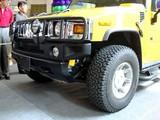 悍马H2车轮
