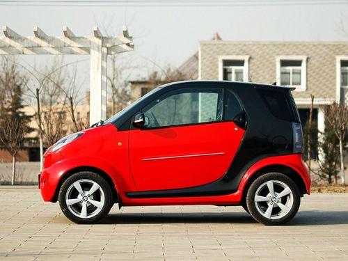 双环小贵族-微型车十宗最 十款高性价比微车推荐高清图片