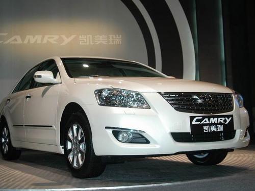 2008款 凯美瑞 200G 豪华版