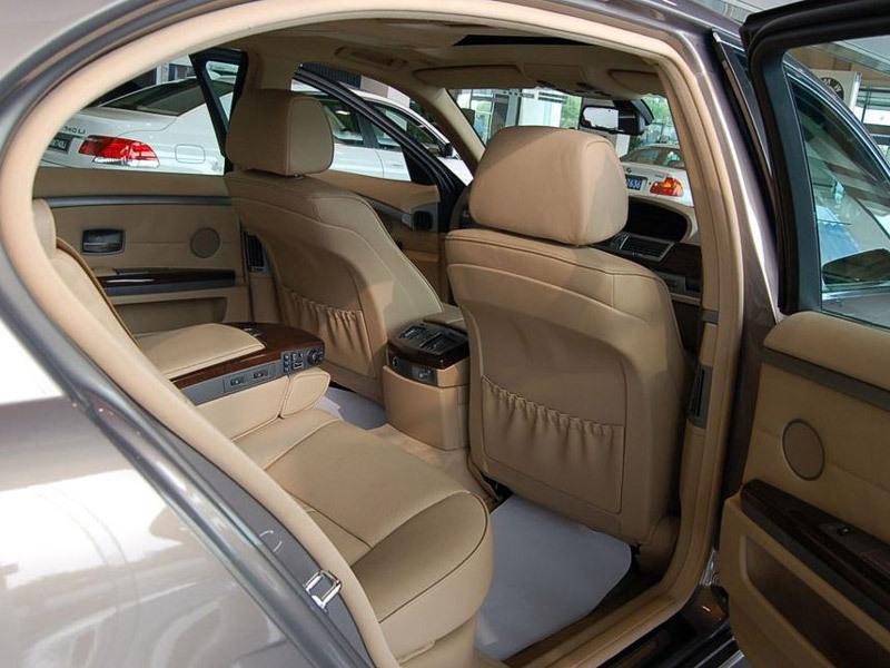 宝马(进口)2005款 宝马 730li车厢座椅图片1293228_图