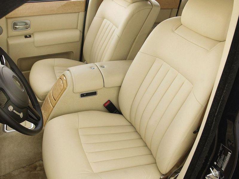 劳斯莱斯 劳斯莱斯 幻影 6.7车厢座椅1239307高清图片
