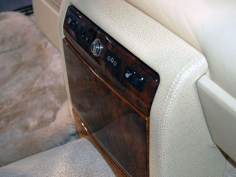 劳斯莱斯 劳斯莱斯 幻影 6.7车厢座椅1239320