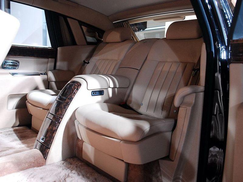 劳斯莱斯 劳斯莱斯 幻影 6.7车厢座椅1239332高清图片