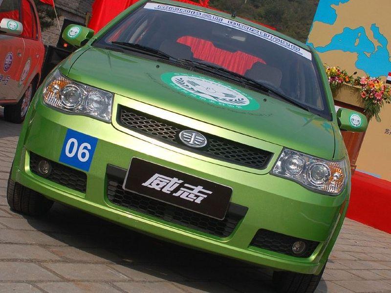 天津 一汽 2006款 威志兩廂 1.3 手動豪華型車身高清圖片