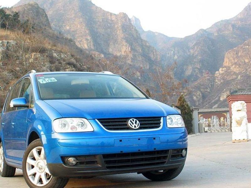 上海大众 途安1.8T 7座自动豪华车身外观1248467高清图片