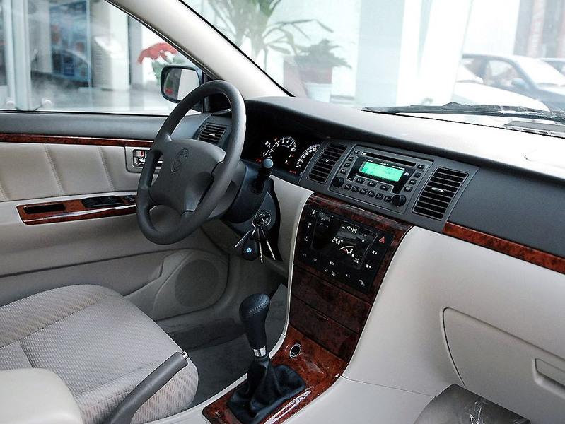 吉利汽车 吉利 远景 1.8 标准型中控方向盘1242502高清图片