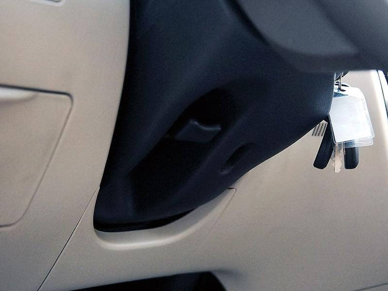 吉利汽车 吉利 远景 1.8 标准型中控方向盘1242519高清图片