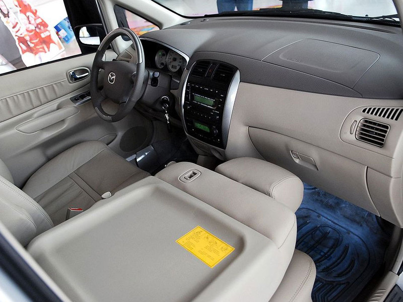 海马汽车 新普力马1.85座自动豪华型车厢座椅1236576高清图片