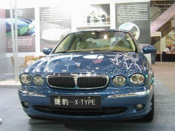 捷豹x-type