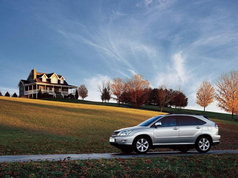 雷克萨斯 雷克萨斯 rx 350车身外观1360865 高清图片