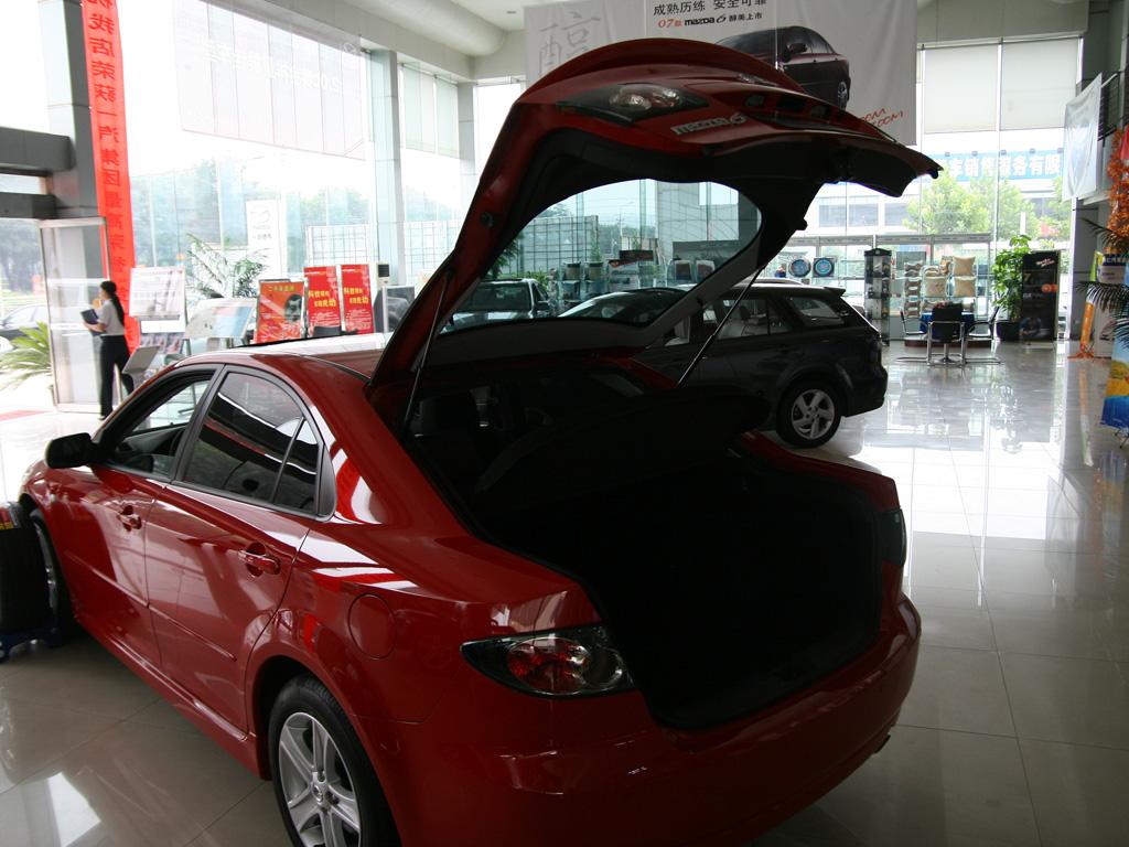 一汽马自达 马自达6 2.3l 5at轿跑其它与改装1471359高清图片