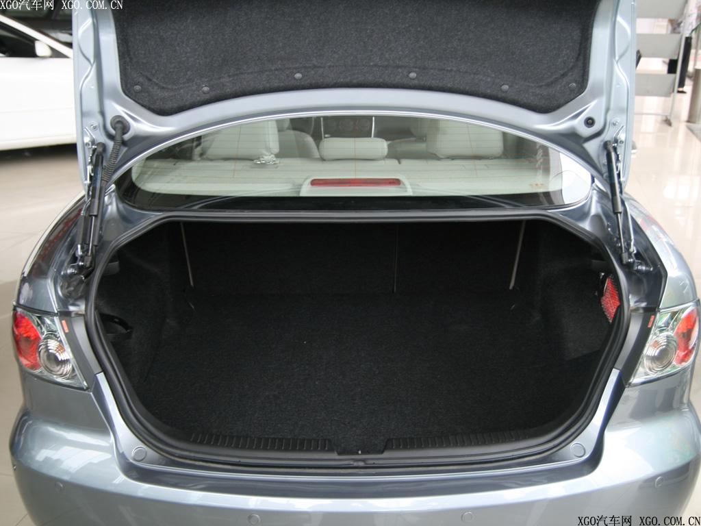 一汽马自达 马自达6 2.0l运动型轿跑其它与改装1496410高清图片